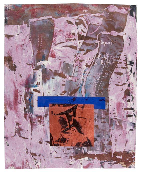 acrylic paper (2015 - tony_saunders_art - yowzer | ello
