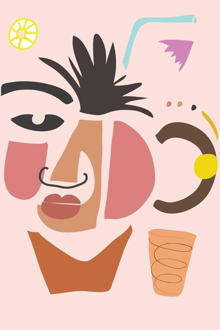 Terracotta Smile - formstudy, pottery - sunaina24   ello