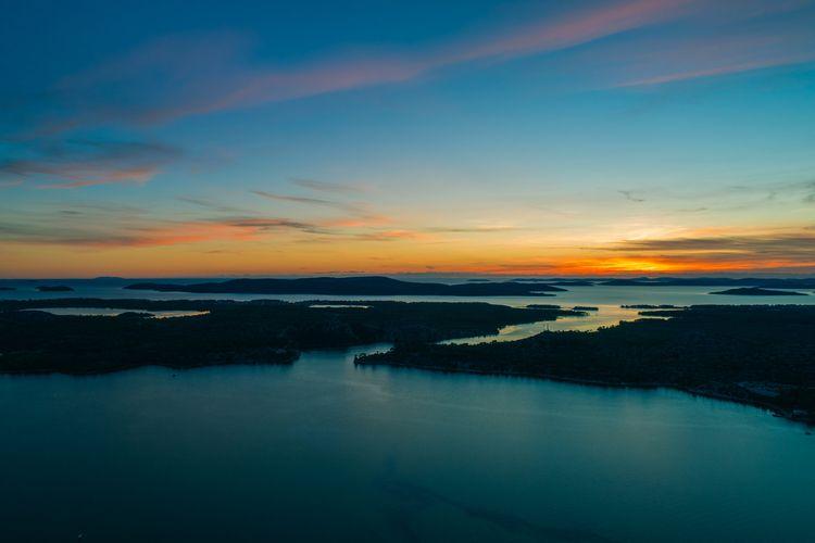 Sibenik | Croatia - sunset, - _manu | ello