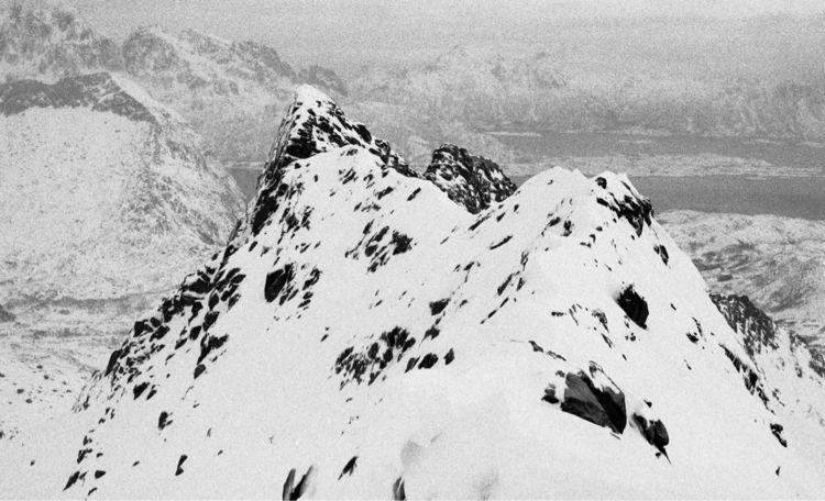 Rundfjellet. skitouring locatio - unfve   ello