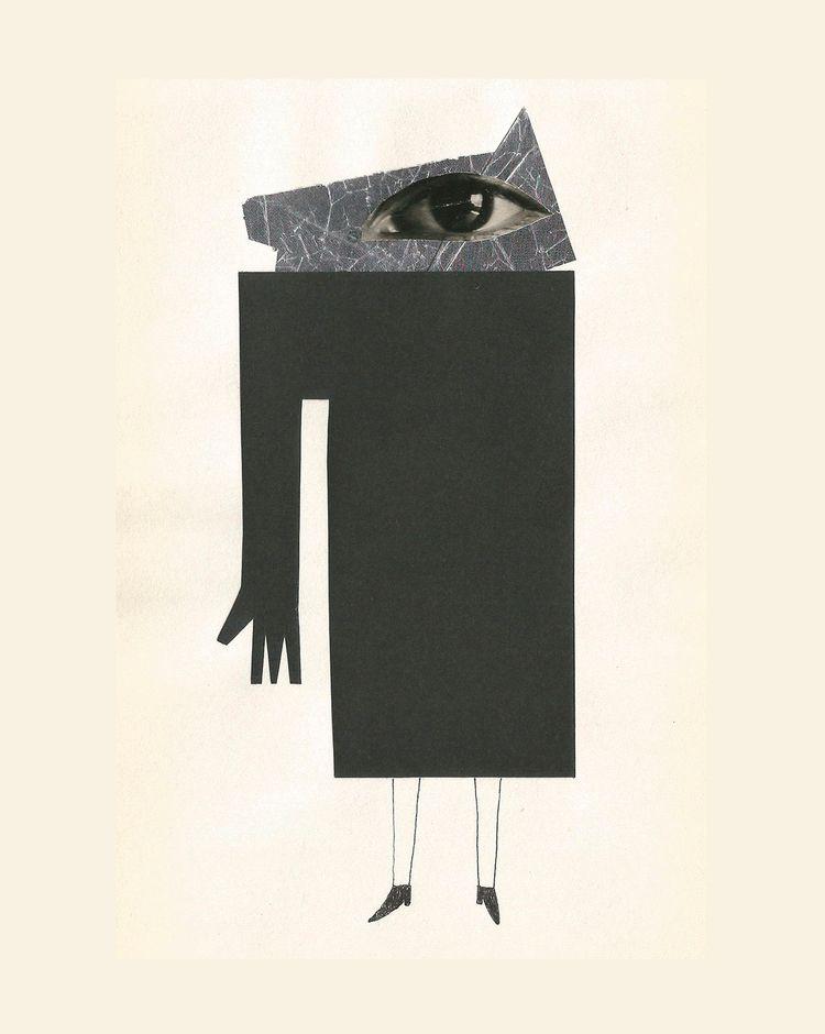 Silver eye - art, draw, silver, silvereye - maf_pasteris | ello