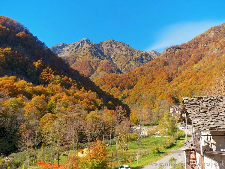 (#Биэлла, Осенние краски в гора - milanofotografo | ello