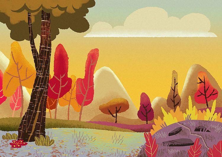 illustration, ilustracion, background - ramonegr | ello