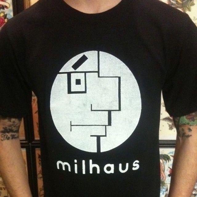 Milhaus, Milhouse Shop bit.ly/2 - bauhaus-movement | ello