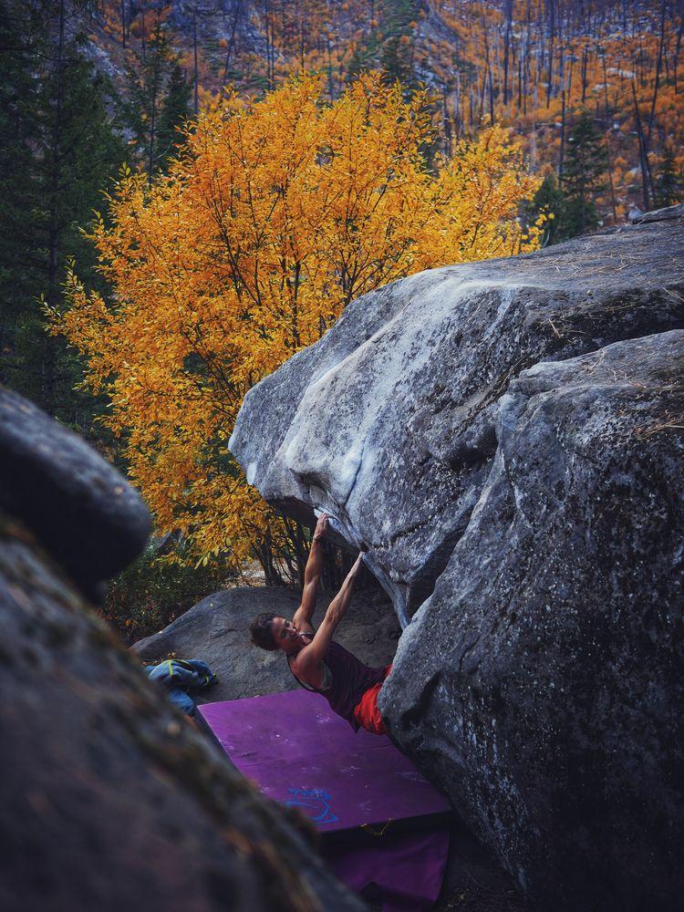 scottchanning, rockclimbing, climbing - scottchanning | ello