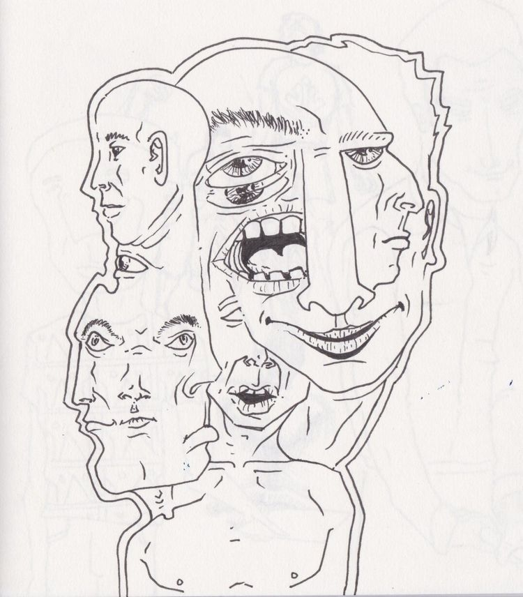 Multi-faced. image bas automati - bevinrichardson | ello