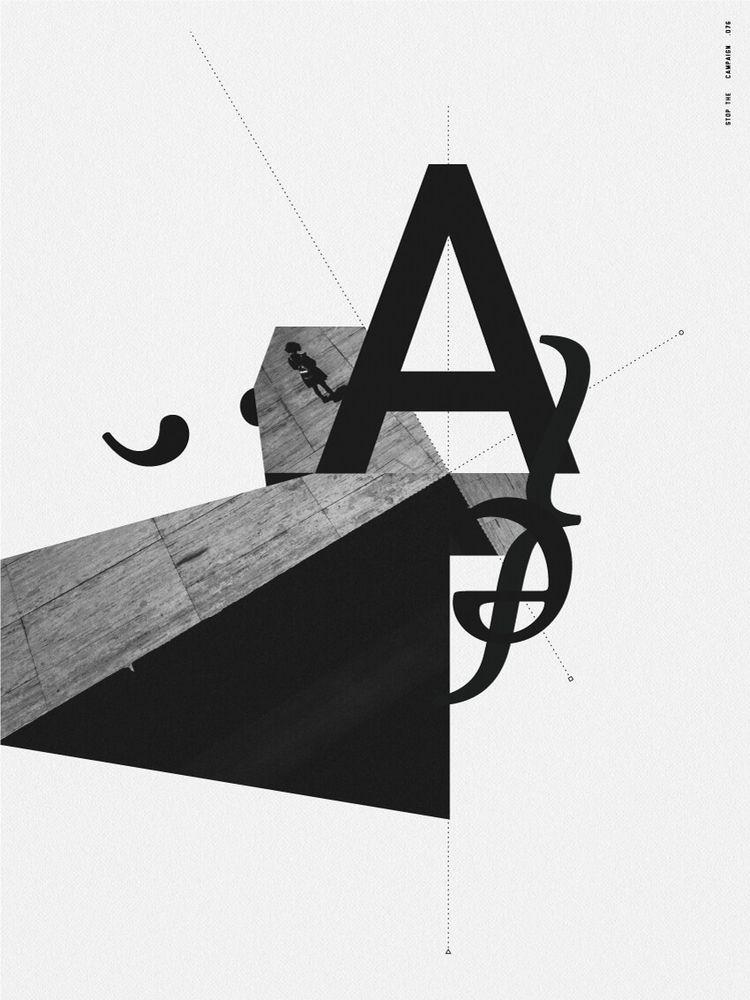 typography, poster, elloart, ellodesign - stop_the_campaign | ello