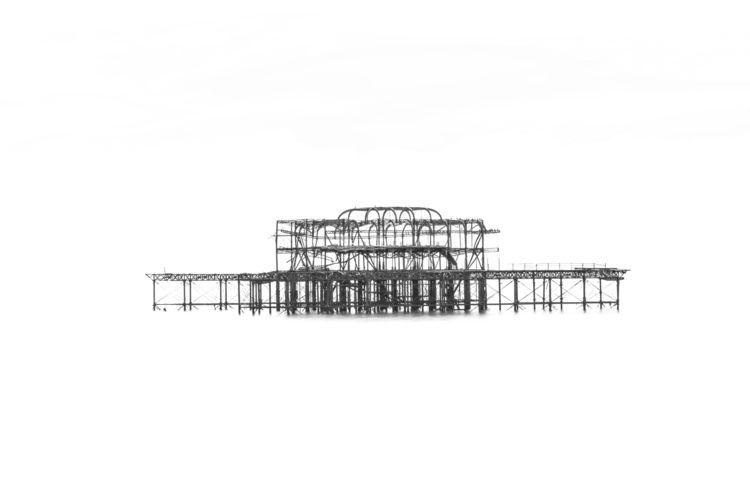 West Pier Brighton 176 1/19 - longexposure - notabene | ello