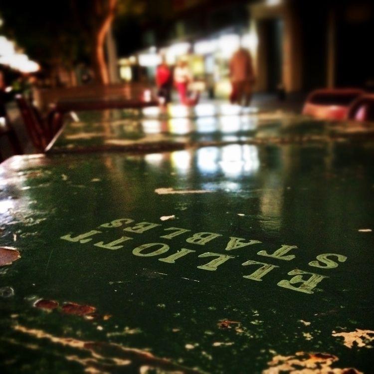 Stable table - HiddenAuckland, Auckland - rogerbaillie | ello