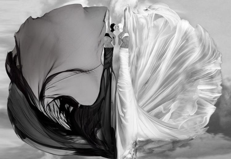 """ALLEGIANCE"" – Photographer: Ma - darkbeautymag   ello"