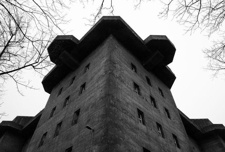 Bunker - photography, germany, hamburg - anttitassberg | ello