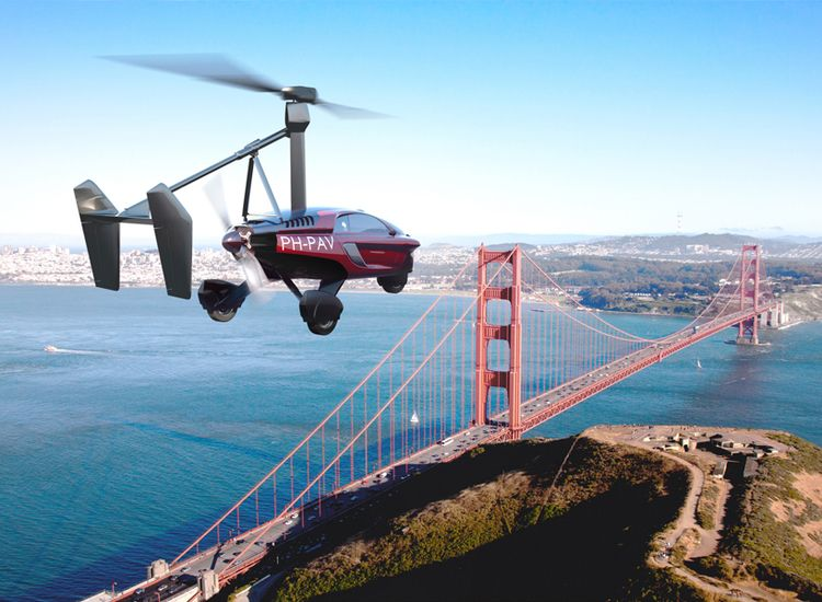Los coches voladores es algo re - cosasycasos | ello