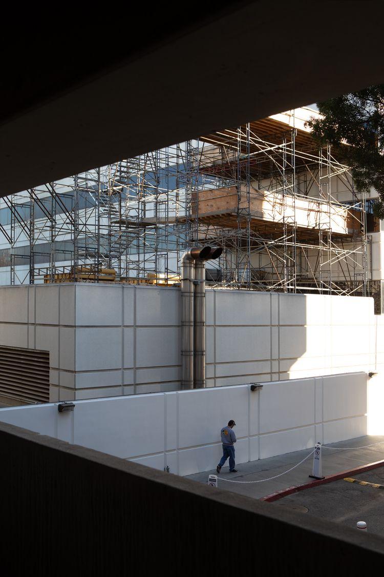 Construction Site, USC Keck Med - odouglas | ello