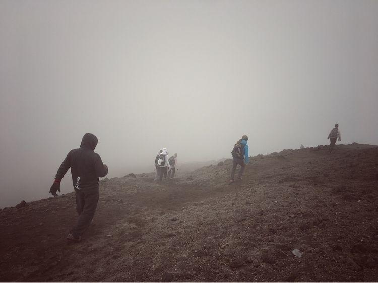 descending Cotopaxi Volcano Ecu - jspstudio | ello