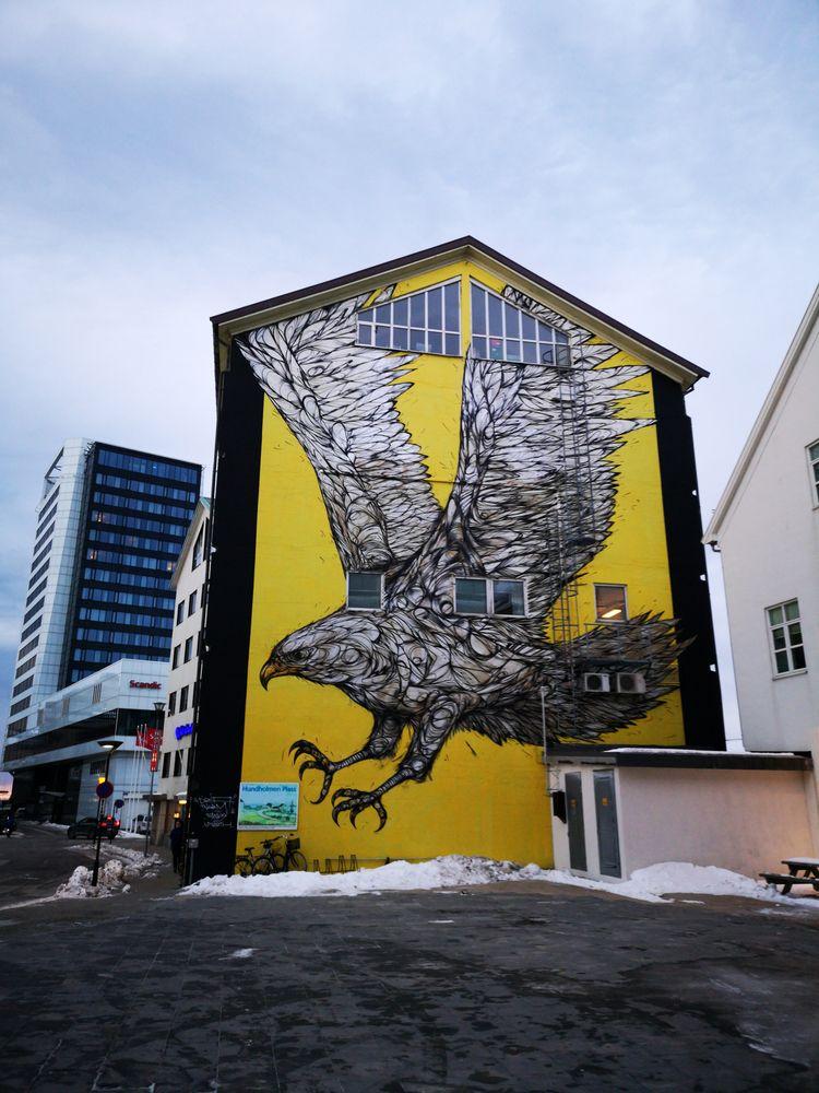 Grafitti Bodø Norway - grafitti - stigergutt | ello