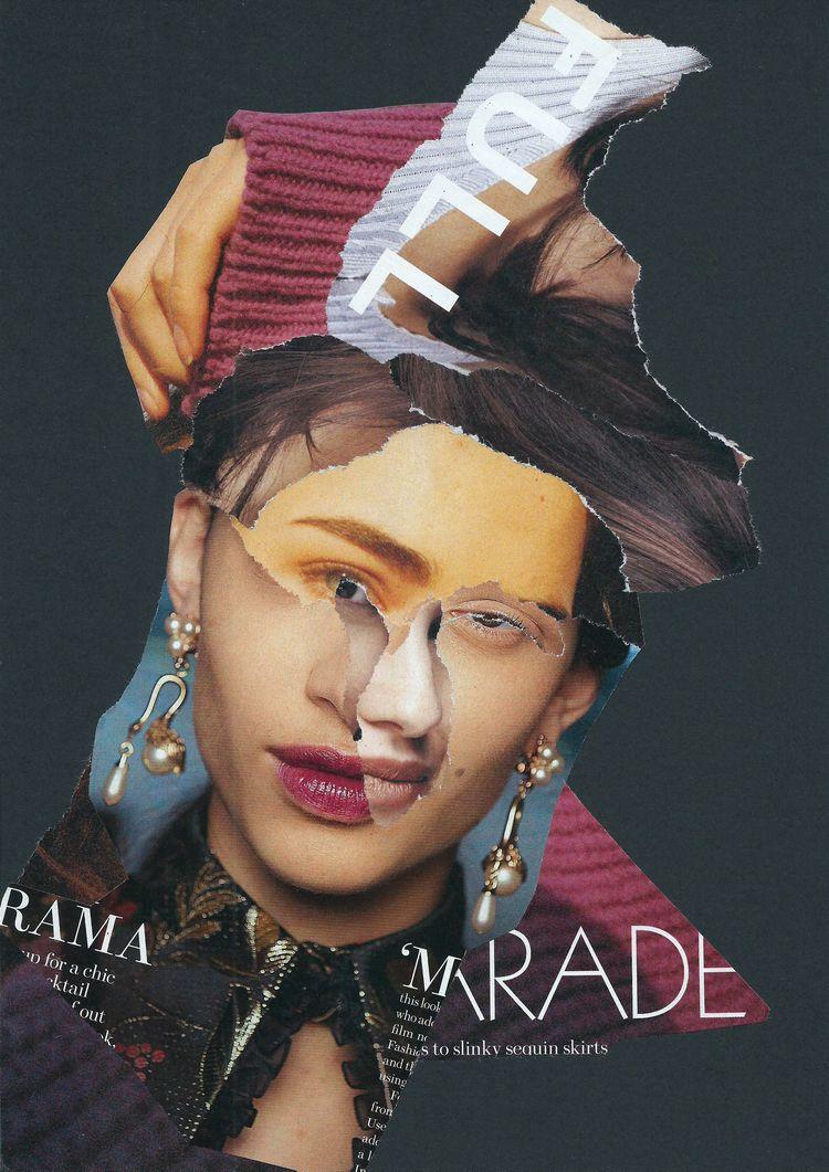 Rama Rade - collage, dada, popart - graemejukes   ello