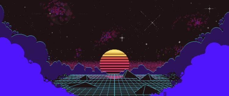 Vape Escape - pixelart, pixel, art - mentalpop | ello