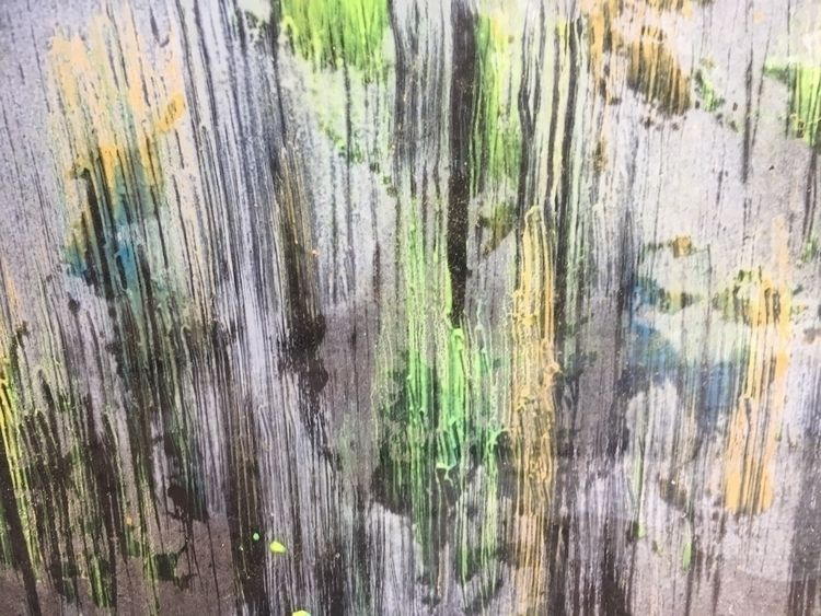 queerart, mixedmedia, textures - astrofolk | ello