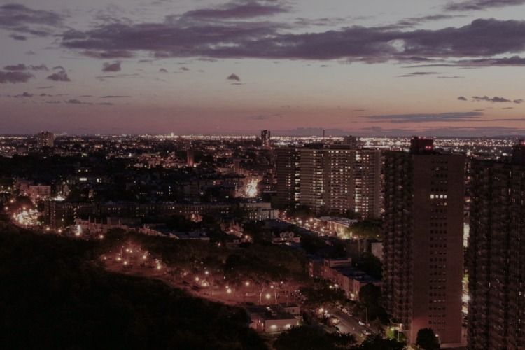 fires - landscape, nightphotography - graceauden | ello