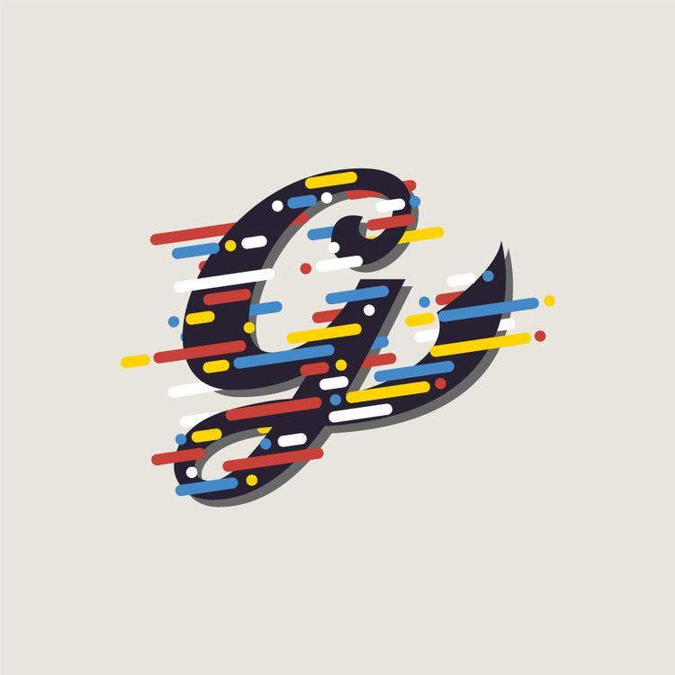 Letter design Sketch > Illus - leahdesign | ello