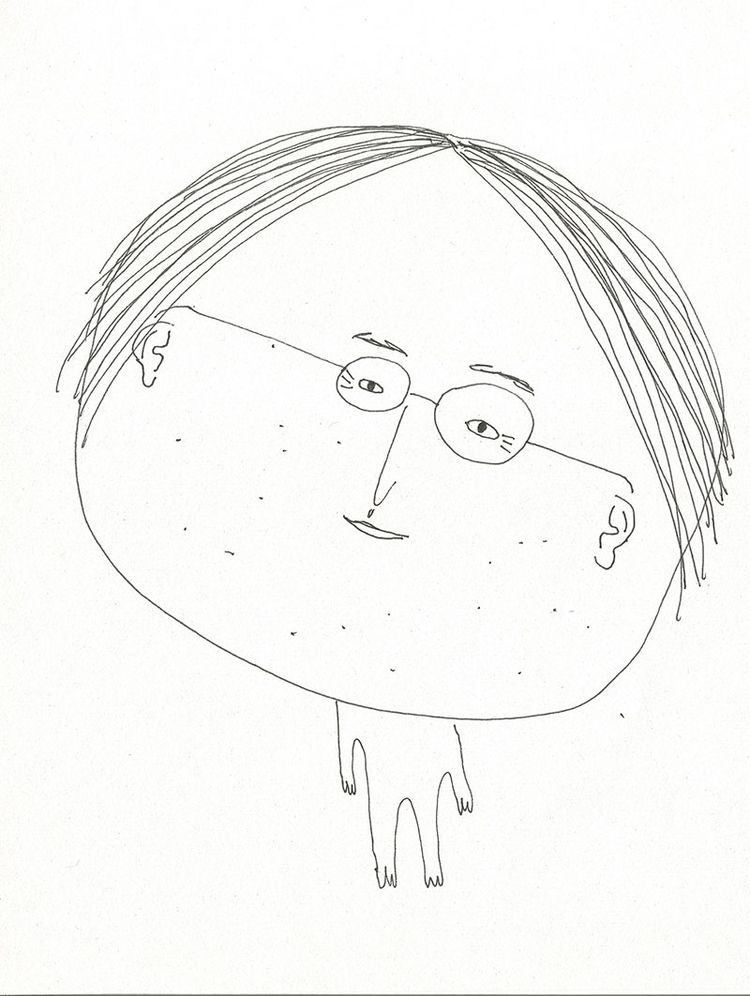 Lennon - art, draw, lennon, head - maf_pasteris | ello