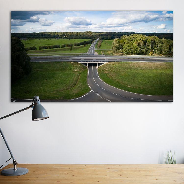 Empty Road 1 🛒 --&gt - arc1, fineartphotography - arc1   ello