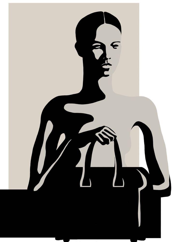 Illustration Harlen Collection - jyxchen | ello