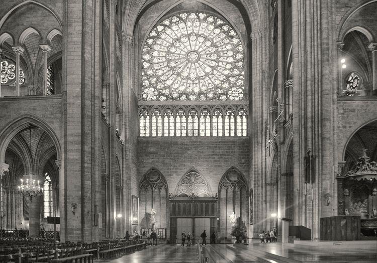 Notre Dame, Paris, France - guillermoalvarez   ello