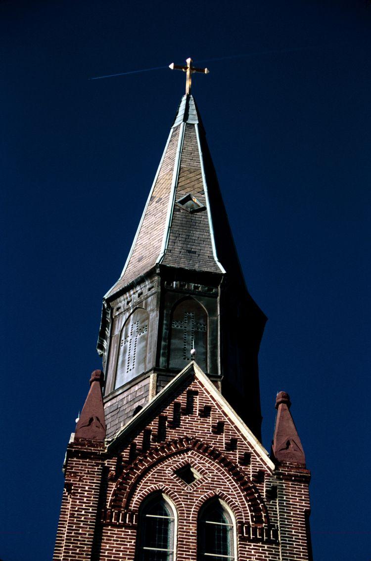 Elizabethtown, PA - church, steeple - jasonbleecher | ello