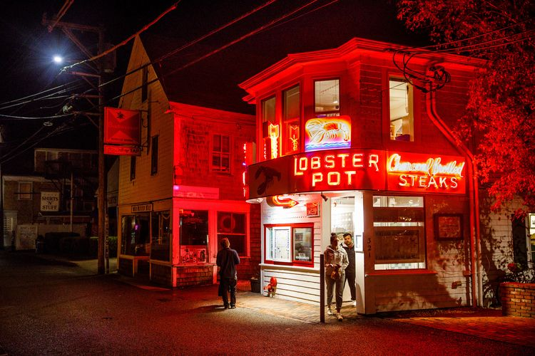 Provincetown, MA - 5/22/18 cod  - fjgaylor | ello