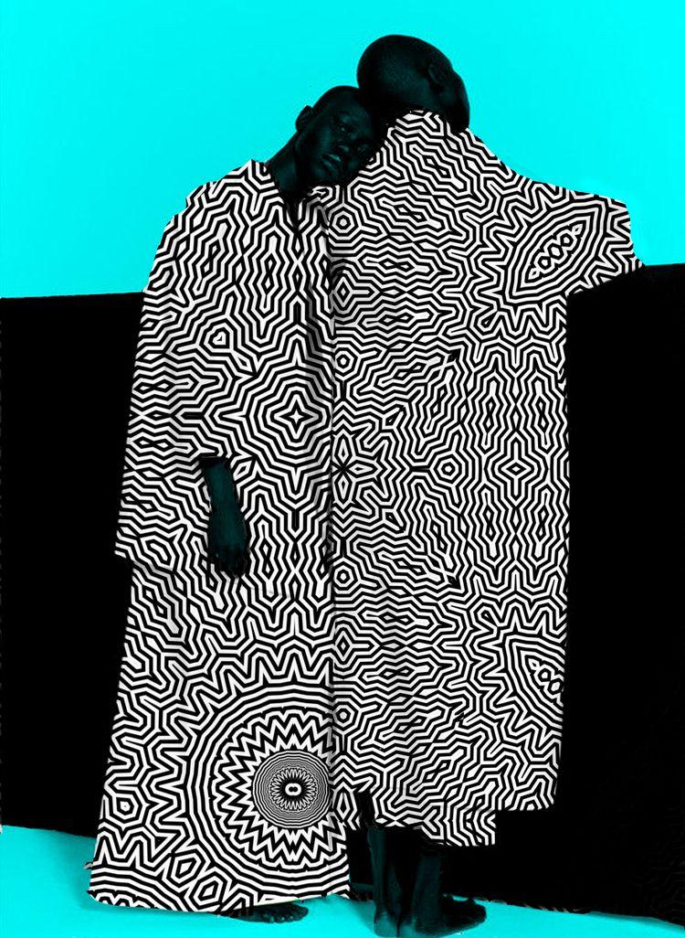 Ethiopian Wear (Digital Collage - frhncis | ello