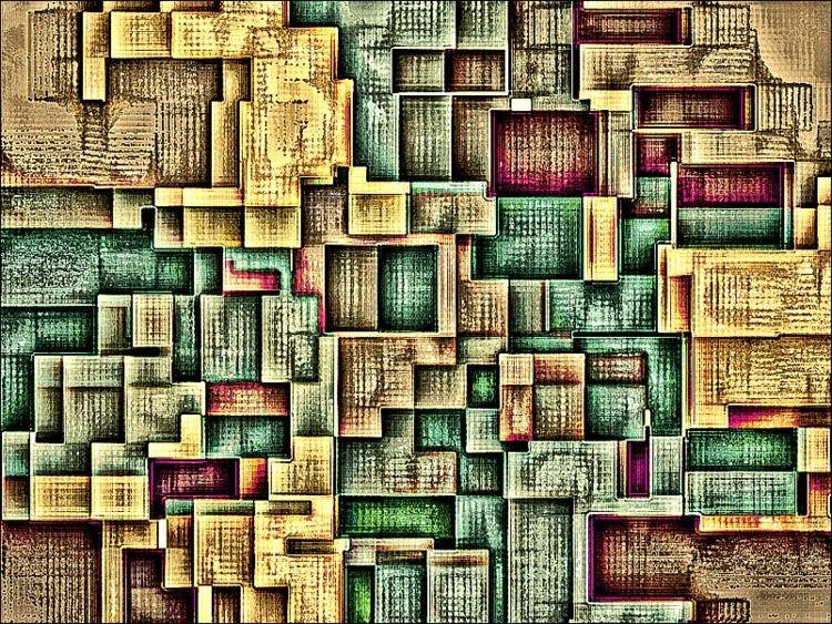 Urban Planning bentnickel.com - abstractart - zenwit | ello