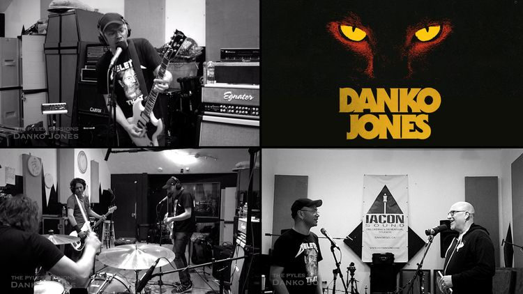 Danko Jones Pyles Sessions! Che - crvideo_crv | ello