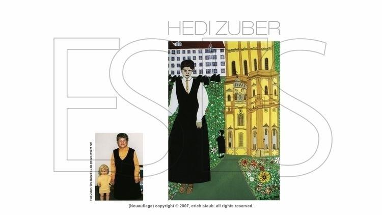 Hedi Zuber 1916 - 1996 / Eine k - pixelvision | ello