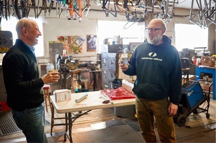 Bike builder, Ben Serotta, wiel - photophorager   ello