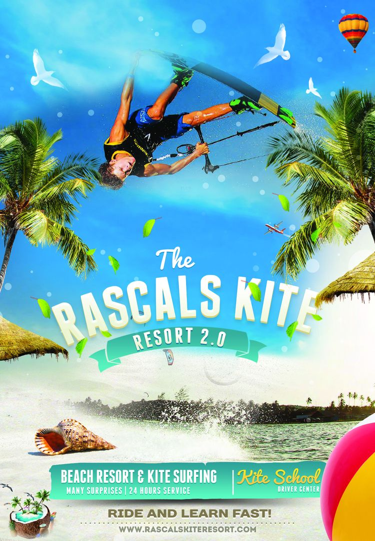 Rascals Kite Resort internation - kitesurfingspotsinsrilanka | ello