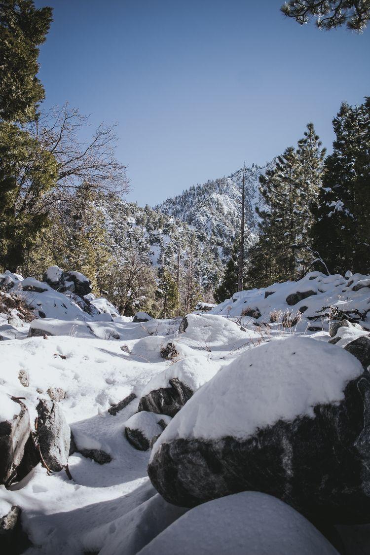 Snowy Landscape - snow, landscape - thepieholephotography | ello