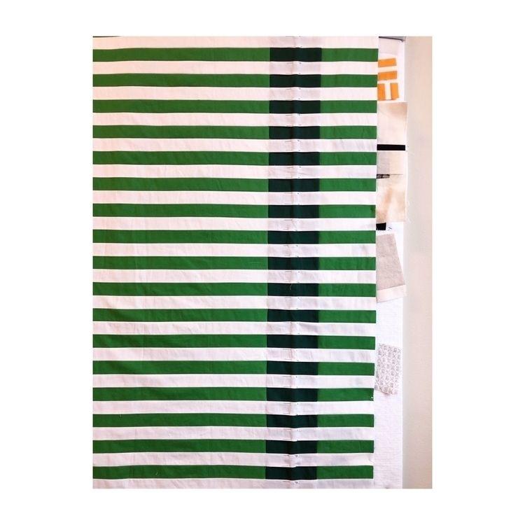 studio - wip, quilt, textiles - sdevans | ello