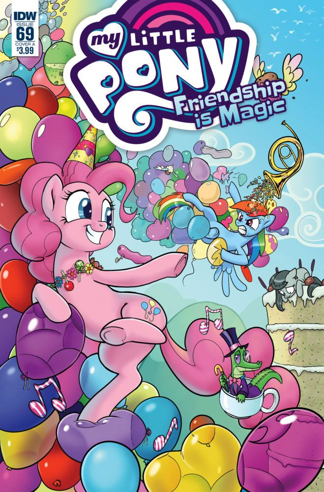 Pony: Friendship Magic Review P - comicbuzz | ello
