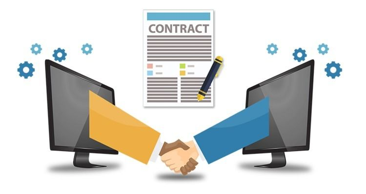 Smart Contract Development Bloc - gchristophergloss | ello