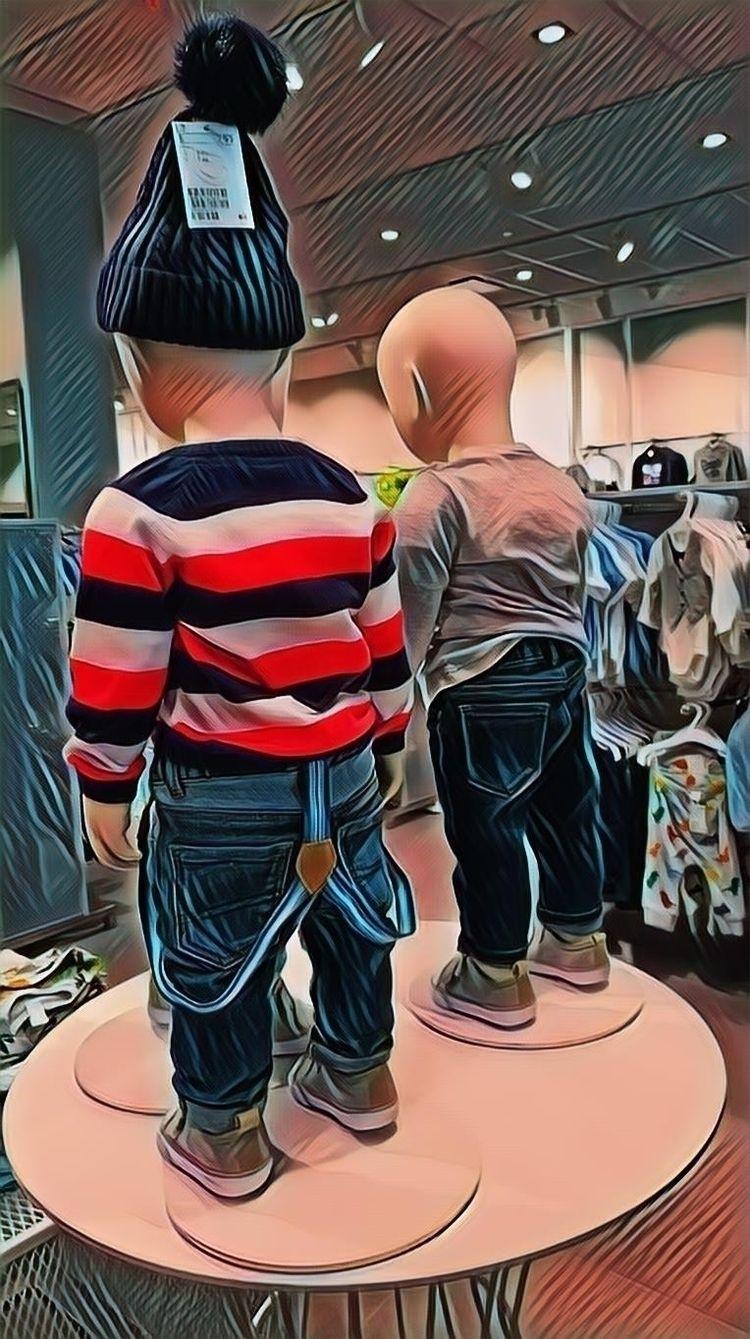 obsessed, mannequins, WeeOnes - ib50ish | ello