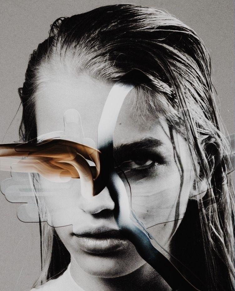 Follow art work progress - louisemertens | ello