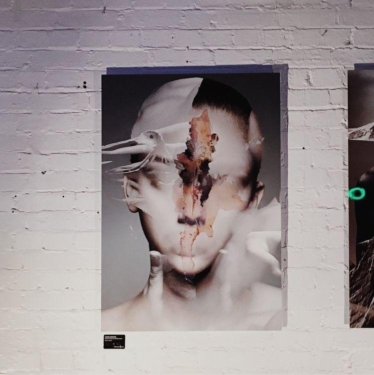 work exhibited London Underdog  - louisemertens   ello