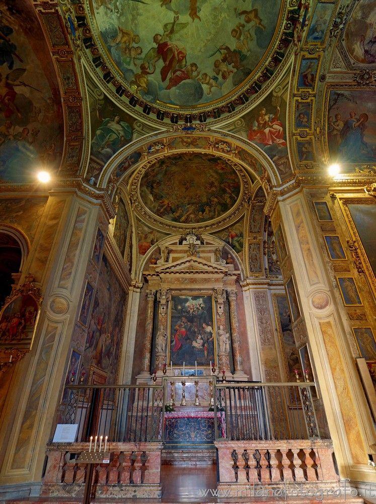 ( ): Chapel Sant'Alessandro Zeb - milanofotografo | ello