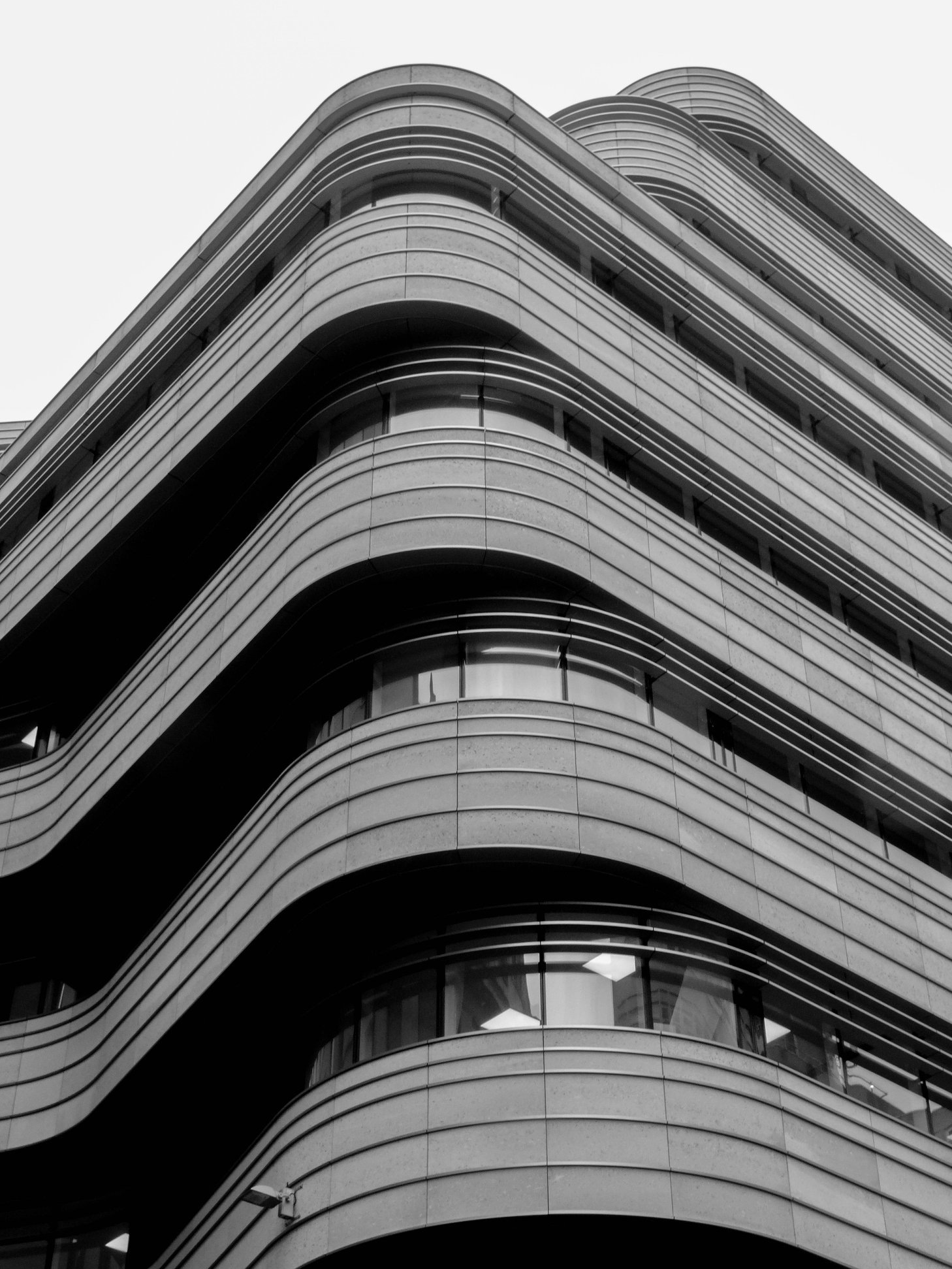 london, architecture, blackandwhite - jennilatham | ello