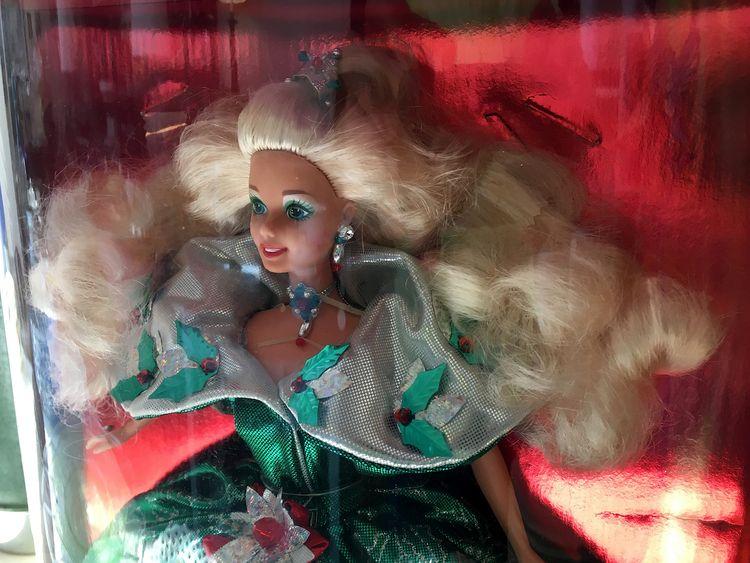 1560. Barbie Wabash Depot. envi - moosedixon | ello