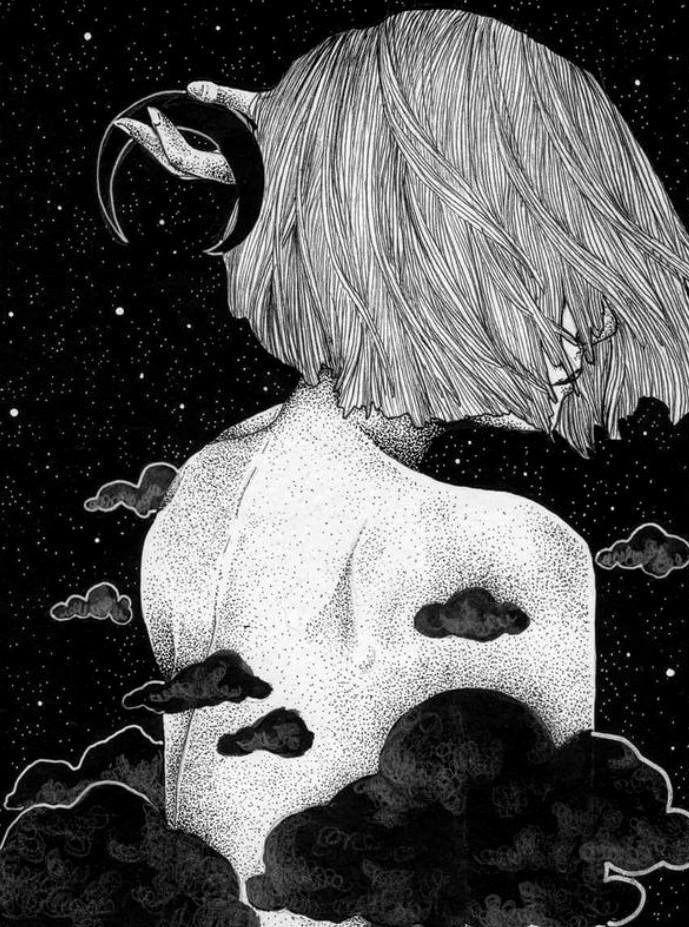 darkness, forgiven love Art Ana - lolosbri   ello