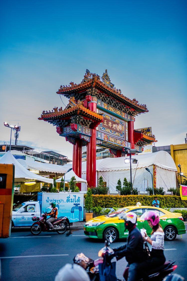 Marquee Chinese Gate photograph - christofkessemeier | ello