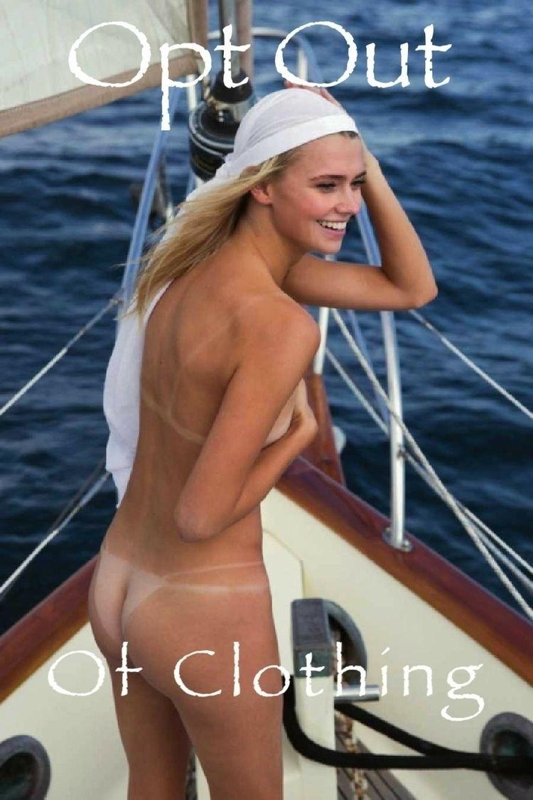 opt - nsfw, nudism, naturism, sailing - curiouswanderluster | ello
