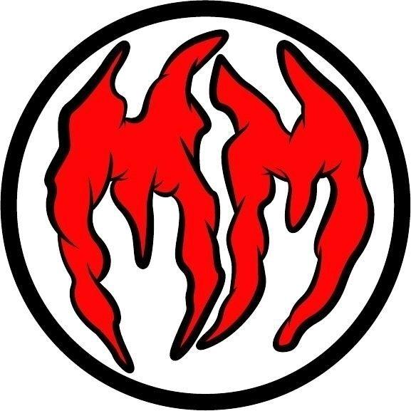 Metalmexican logo! adobe illust - metalmexican19 | ello